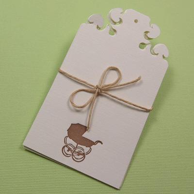 Sara Ridgley Letterpress Gift Tags