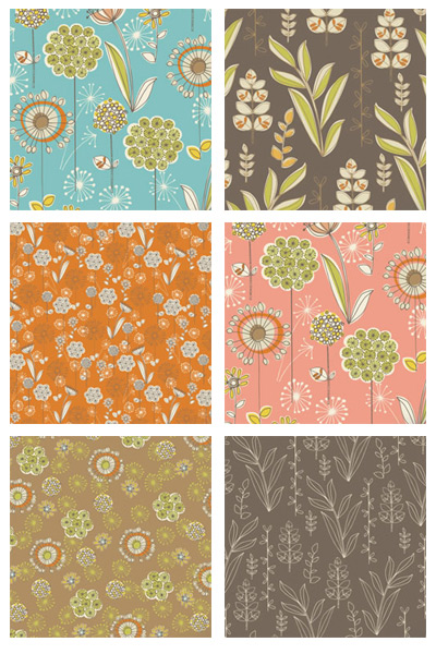 SEI Paper Dill Blossom Collection