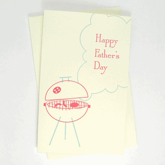 Snow & Graham Letterpress Father's Day Cards