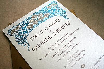Starshaped Press Wedding