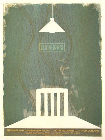 The Bungaloo Screen Print
