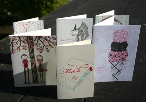 Trolley Cards