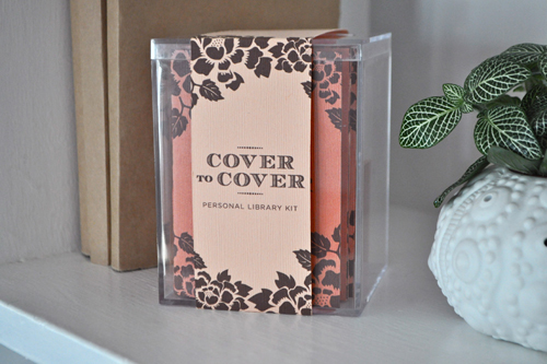 DIY Library Kit Gift Printables