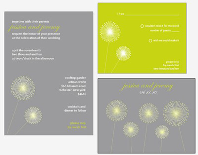 Up Up Creative Wedding Invitations images from Up Up Creative