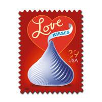 Hershey's Kiss Stamp