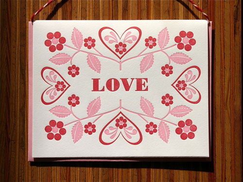 Dutch Door Press Valentine's Day