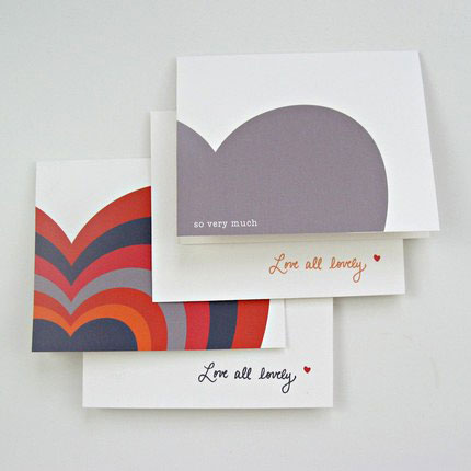Up Up Creative Valentine's Day Cards