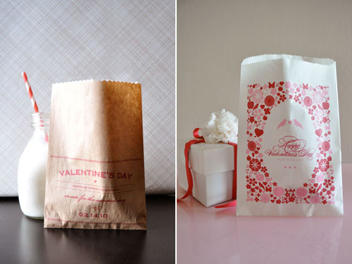 Printable Brownie Goodie Bags