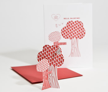 Egg Press Lovey Sculptey Cards