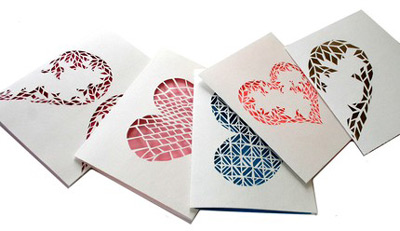 Essimar Heart Cards