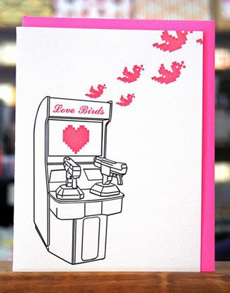 Greenwich Press Valentine