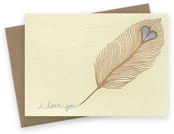 Night Owl Paper Goods Valentine