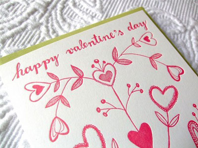 Sycamore Street Press Valentine