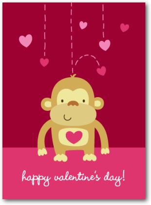 valentine cards. Tiny Prints Valentine Cards