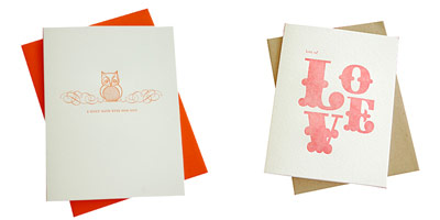 Deluce Design Valentine's Day Cards