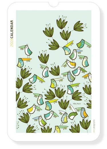 Calendar Design Ks : Valerydesignwrks wall calendar paper crave