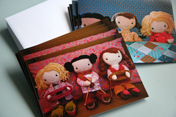 Wee Wonderfuls Postcards