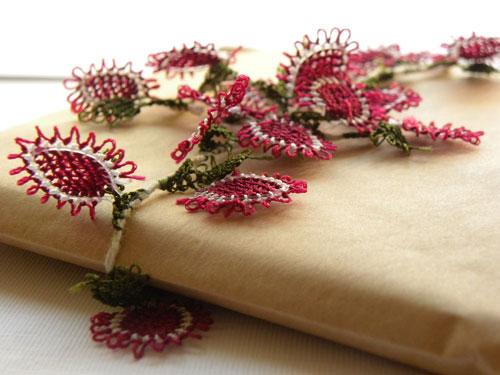 Oya Turkish Lace Embellishments