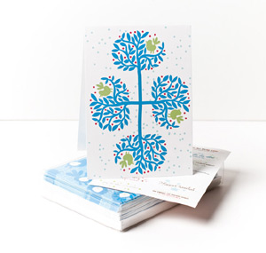 Whimsy Press Any Which Way Cards