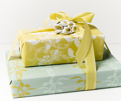 Whimsy Press Wedding Gift Wrap