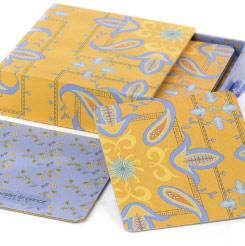 Wooster & Prince Printed Coasters