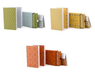 Wooster & Prince Printed Notes