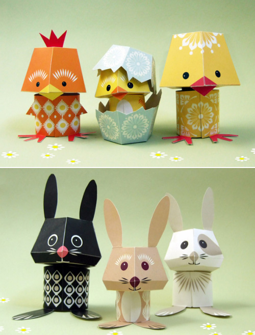 Mibo Paper Toys
