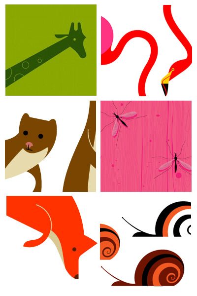 Zand2ohs.com Silkscreen Prints