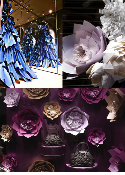 Zoe Bradley Paper Sculpture